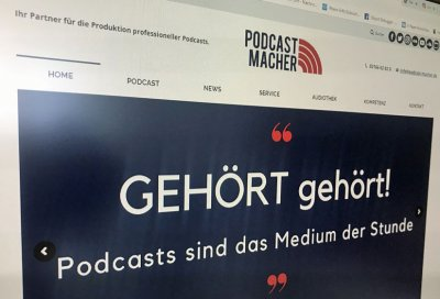 Democlip Podcast-Macher