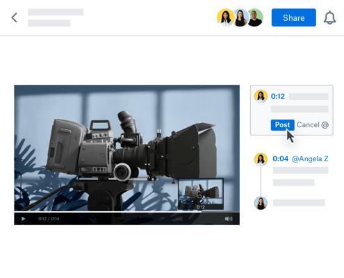 Dropbox jetzt mit Kommentarfunktion