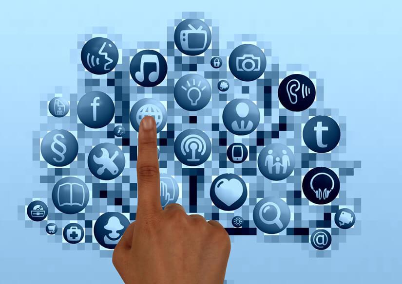 Medienmix im Internet
