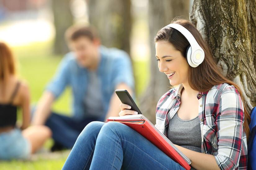 Kabellose Kopfhörer sind einer der Trends im Audiomarkt.