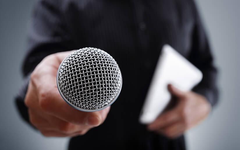 Podcasts können ein wichtiger Teil der Unternehmenskommunikation sein.