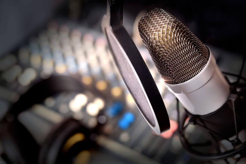 Entstehung eines Podcasts